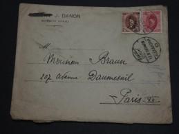 EGYPTE - Enveloppe  Pour Paris En 1926 - A Voir - L 1502 - Egypt