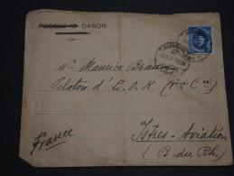 """EGYPTE - Enveloppe  Pour La France ( Istres Camp D """"aviation ) En 1926 - A Voir - L 1503 - Egypt"""