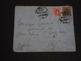 """EGYPTE - Enveloppe Pour L ' Algérie (  Sétif Camp D """"aviation ) En 1926 - A Voir - L 1504 - Egypt"""
