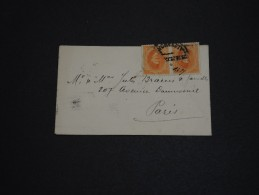EGYPTE - Enveloppe Pour La France En 1925 - A Voir - L 1506 - Egypt