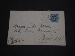 EGYPTE - Enveloppe Pour La France En 1925 - A Voir - L 1507 - Egypt