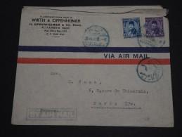 EGYPTE - Enveloppe Pour La France En 1949 - A Voir - L 1509 - Covers & Documents