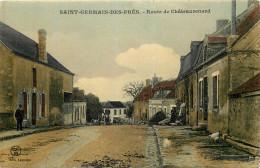 45 - SAINT GERMAIN Des PRES - Route De Chateau Renard - France