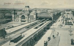DE DRESDEN / Hauptbahnhof / - Dresden