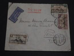 EGYPTE - Enveloppe Pour La France En 1936 - A Voir - L 1510 - Covers & Documents