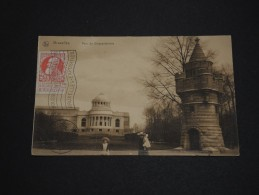 BELGIQUE - Oblitération De Bruxelles Exposition En 1910 Sur Carte Postale Pour La France - A Voir - L 1513