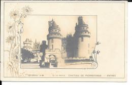 CHATEAU ENTREE - Pierrefonds