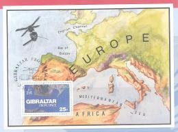 Gibraltar Michel #   Block 5  **   3 X - Europa