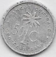 50 Centimes Alu 1954 - 1951-1960: Baudouin I