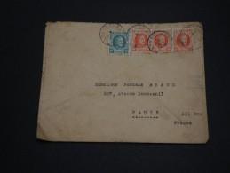 BELGIQUE - Enveloppe De Nosseghem Pour Paris - A Voir - L 1548 - België
