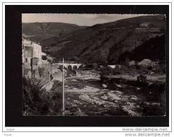 66 PRATS   De  MOLLO     Le Pont D Espagne Et Hotel  L Estaparins  . - Perpignan