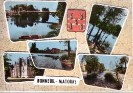 BONNEUIL-MATOURS: Carte Multivues - Autres Communes