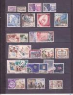 MONACO   OBLITERES LOT - Collections, Lots & Séries