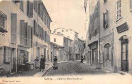06-VENCE- L'AVENUE MARCELLIN MAUREL - Vence