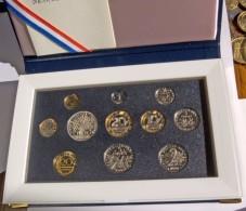 Fleur De Coin 2001 - France - Qualité Belle épreuve - 11 Monnaies Courantes - - Z. FDC