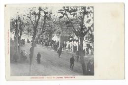 CHAMALIERES  (cpa 63)   Sortie Des Usines TORRILHON -  -     # TRES RARE #- L 1 - France