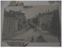 732 * COMMERCY Rue Des Capucins 30/11/1915 - Commercy