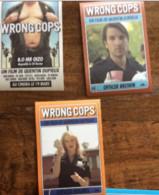 5 Vignettes Autocollantes : Wrong Cops, Quentin Dupieux - Cinemania