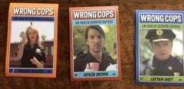 3 Vignettes Autocollantes : Wrong Cops, Quentin Dupieux - Non Classificati
