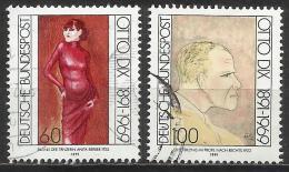 1991 Germania Federale - Usato / Used - N. Michel 1572 - 1573 - Usati