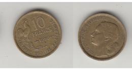 10 FRS 1950 B - TYPE GUIRAUD - France