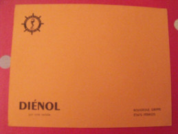 Buvard Pharmacie Diénol Laboratoire Marinier. Vers 1950 - Produits Pharmaceutiques