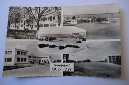 CPA 17 CHARENTE MARITIME ROCHEFORT. Base école De L Air 721. 1959. - Rochefort