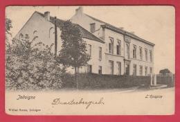 Jodoigne - L'Hospice - 1903 ( Voir Verso ) - Jodoigne