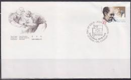 = Enveloppe 1er Jour Ottawa 02.03.90 Canada Timbre De Norman Bethune En Chine - 1981-1990