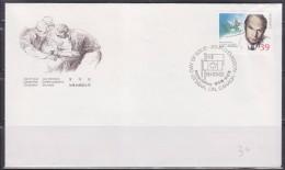 = Enveloppe 1er Jour Ottawa 02.03.90 Canada Timbre De Norman Bethune Au Canada - 1981-1990