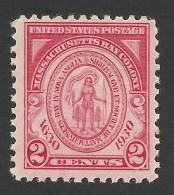 United States, 2 C. 1930, Sc # 682, Mi # 324, MNH - Unused Stamps
