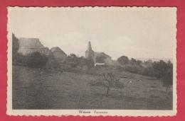 Wanne - Panorama ... Du Village ... Eglise   ( Voir Verso ) - Lierneux