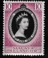 Malaya Selangor Coronation - Malaysia (1964-...)