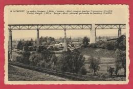 Moresnet - Le Viaduc ... Dimensions, Légende Bilingue FR / NE - 1958  ( Voir Verso ) - Plombières
