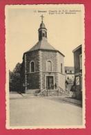 Moresnet -  Chapelle De N-D Auxilliatrice, Légende Bilingue FR / NE - 1957  ( Voir Verso ) - Plombières