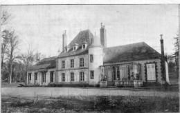 Château  De  Saint - Prest.- - France