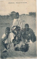 SENEGAL - MAURES EN VOYAGE - Sénégal