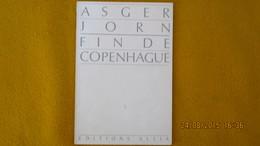 SITUATIONNISME / ASGER JORN / FIN DE COPENHAGUE / 1986 - Art