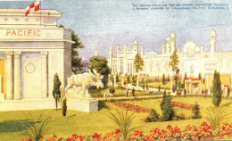 EXHIBITION - 1924/5 - THE INDIAN PAVILION - PHOTOCHROM  Ex9 - Exhibitions