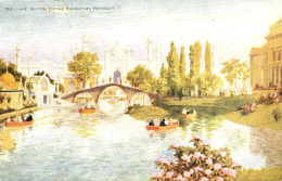 EXHIBITION - 1924/5 - THE LAKE - PHOTOCHROM  Ex10 - Exhibitions