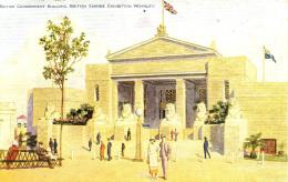 EXHIBITION - 1924/5 - BRITISH GOVERNMENT BUILDING - PHOTOCHROM  Ex11 - Exhibitions