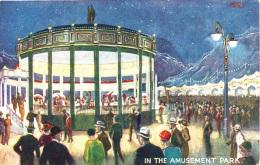 EXHIBITION - 1924/5 - IN THE AMUSEMENT PARK Ex20 - Exhibitions