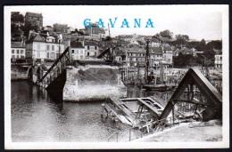 95 PONTOISE - Juin 1940 - Le Pont De Saint-Ouen - Pontoise