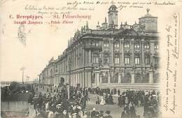 PIE-16 209 : SAINT PETERSBOURG PALAIS D HIVER - Russland
