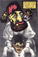 CPM TURQUIE Turc ENVER PACHA  Génocide ARMENIE KAÏSER Caricature Tirage Limité RARE JIHEL / LARDIE - Lardie
