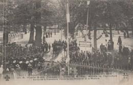 PERIGEUX   INAUGURATION DU MONUMENT DES COMBATTANTS PAR ARISTIDE BEIAND - Périgueux