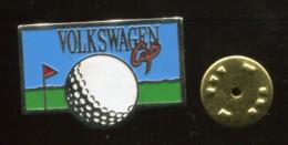 Pin´s - VOLKSWAGEN Cup Golf Balle - Golf