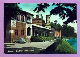Torino - Castello Medioevale - Italie