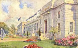 EXHIBITION 1924/5 - AUSTRALIA - TUCKS 3512  Ex24 - Exhibitions
