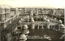 EXHIBITION - 1908 FRANCO BRITISH - COURT OF HONOUR RP Ex30 - Exhibitions